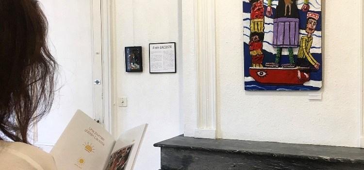 Sortie du catalogue de l'exposition «Alain Lacoste bricoleur de poésie» !