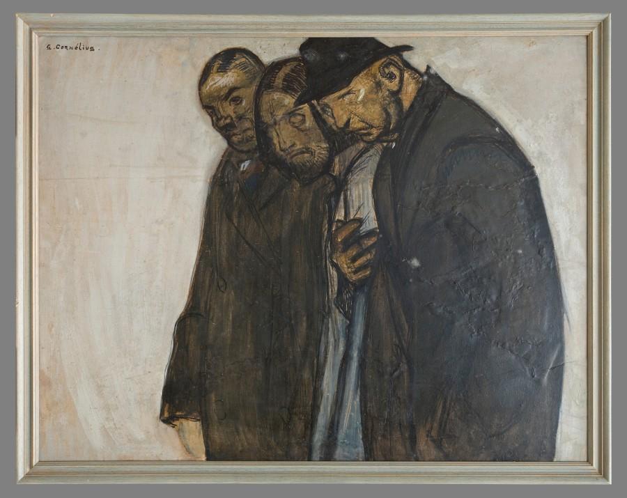 Arrestation de Jésus, Jean-Georges Cornélius