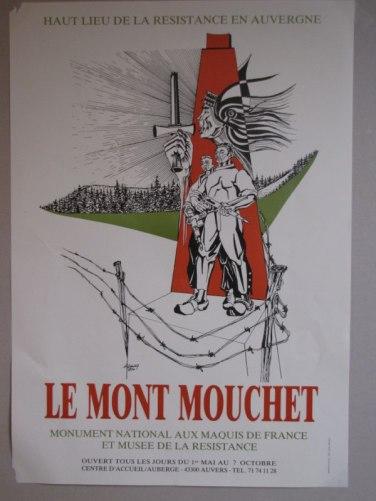 L'action : Le mont Mouchet, un haut lieu de la Résistance en Auvergne