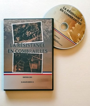 Le DVD Résistance en Combrailles