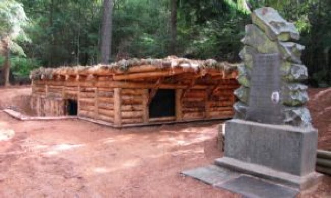Le camp Nestor Perret