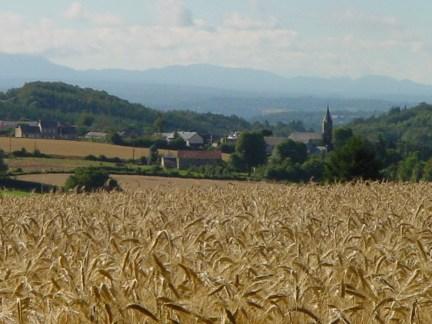 Le village de Saint Julien