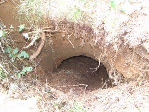 Le souterrain
