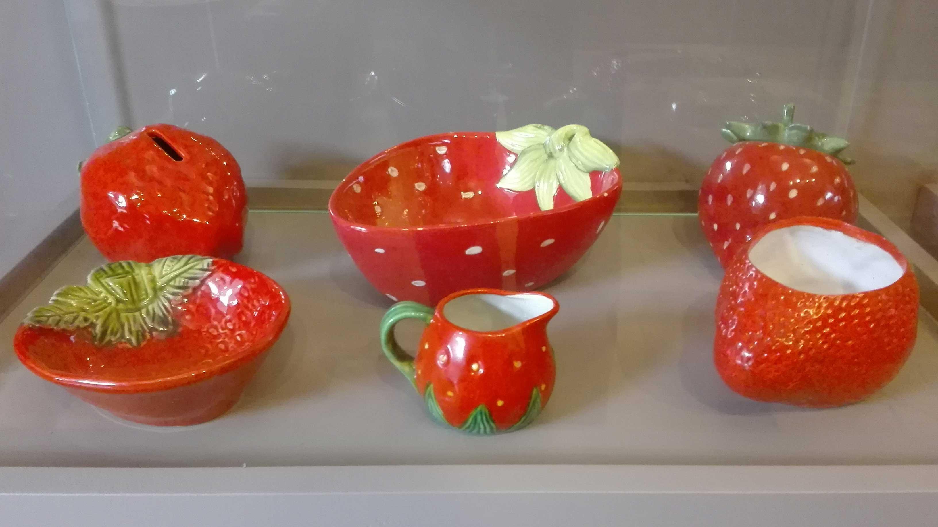 objets fraises wepion