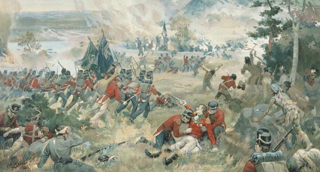 La Guerre Des Canadiens Lexposition Virtuelle 1812