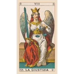 11-Ancient Italian Tarot