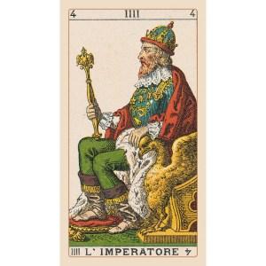 10-Ancient Italian Tarot