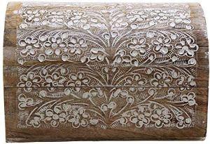 01-Caja para tarot cofre floral