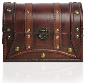 02-Caja para tarot cofre vintage