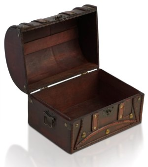 04-Caja para tarot cofre vintage