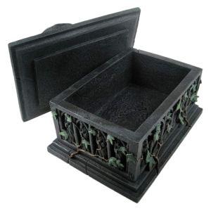 05-Caja para tarot con Dragón