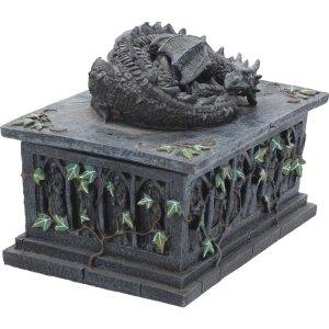 01-Caja para tarot con Dragón
