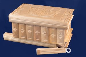 06-Caja para tarot llave oculta blanco