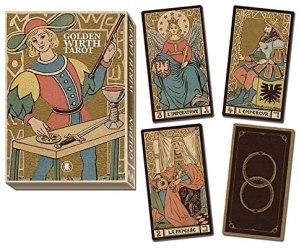 01-Golden Wirth Tarot Grand Trumps