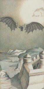 Leonardo da Vinci Tarot  El Loco