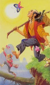 Marco Polo Tarot  El Loco
