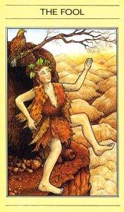 Mythic Tarot  El Loco