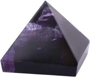 08-Pirámide Energía Amatista Púrpura