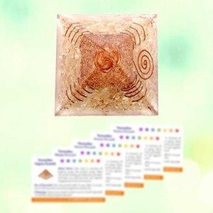 04-Pirámide Energía Cristal de cuarzo