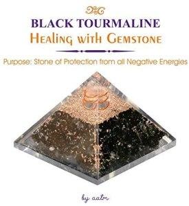 01-Pirámide Turmalina negra