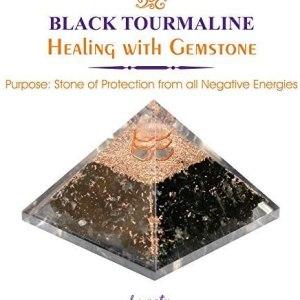 01-Pirámide Energía Turmalina negra