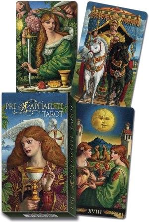 01-Pre-Raphaelite Tarot