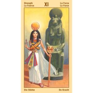 11-Ramses: Tarot of Eternity