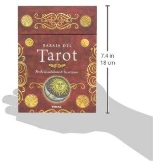 03-Tarot Baraja Tikal