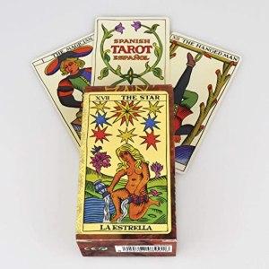 02-Tarot Español Baraja clásica