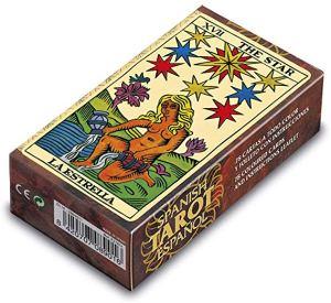 03-Tarot Español Baraja clásica