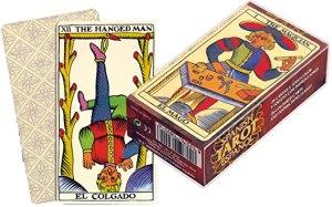 01-Tarot Español Baraja clásica