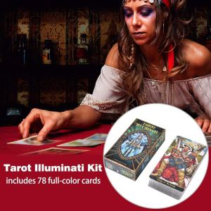 02-Tarot Illuminati Kit
