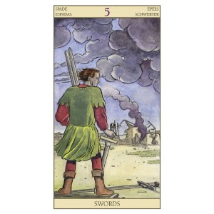 11-Tarot of New Vision