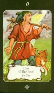 Tarot of the Aquarius Era El Loco