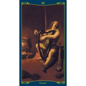 03-Tarot of the Celtic Fairies