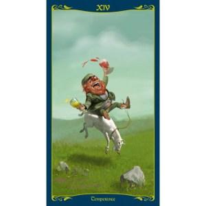 04-Tarot of the Celtic Fairies
