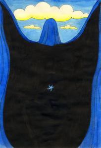 Tarot of the Crone  El Loco