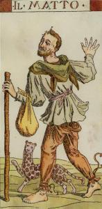 Tarot of the Master  El Loco