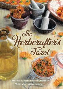 01-The Herbcrafter's Tarot