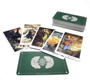 06-The Wild Wood Tarot
