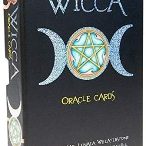 01-Wicca Oracle cards