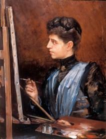 Eloísa Garnelo Aparicio.