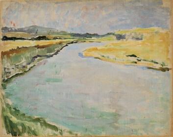 Paisaje fluvial