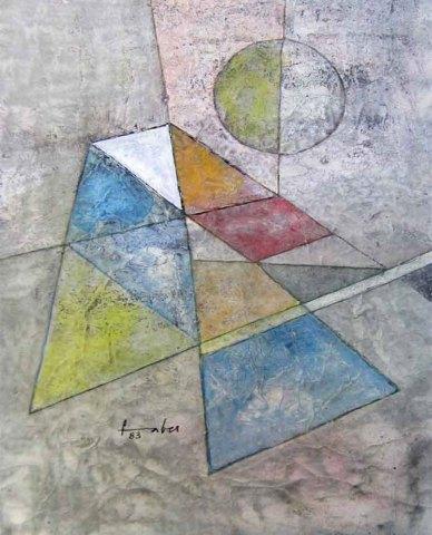 Will Faber. Pintura y sensibilidad (Alemania, 1901- Barcelona, 1987). Exposiciones Museo Gustavo de Maeztu