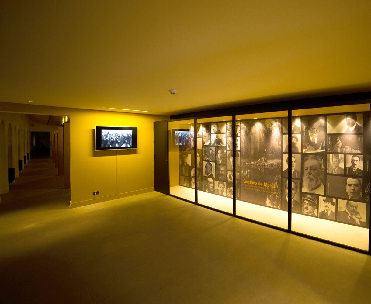 Sala 5 Museo Gustavo de Maeztu. Estella-Lizarra