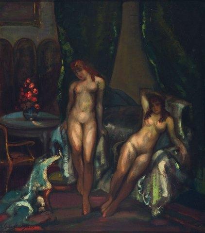 Intimidad. ID 053. Corpus Online Museo Gustavo de Maeztu