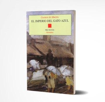 El imperio del gato azul. Publicaciones de Gustavo de Maeztu