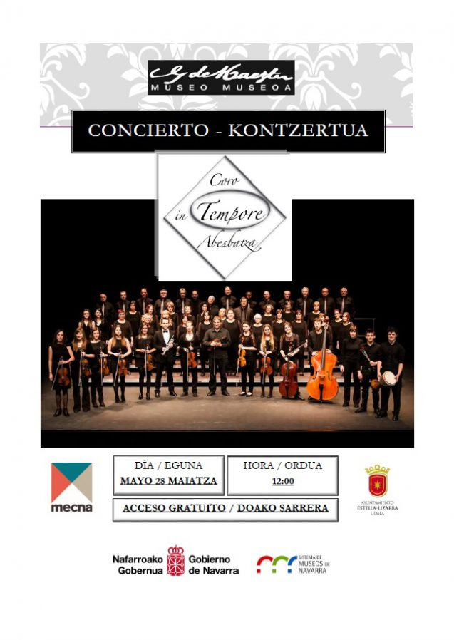Concierto In Tempore - Museo Gustavo de Maeztu