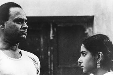 Ritwik Ghatak. Subarnarekha. Película, 1962. Imagen: J.J. Films Corporation, India