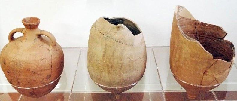 Anfore di produzione africana (Maghreb) per olio e vino IV-VII sec